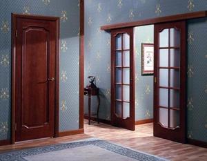 Раздвижные межкомнатные двери своими руками фото