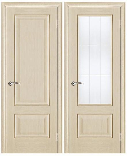 Беленый дуб цвет двери