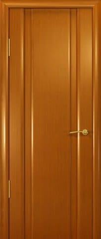 Двери каркас из клееного массива отделаного шпоном анегри