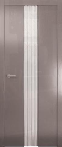 стальные двери шпон глянец