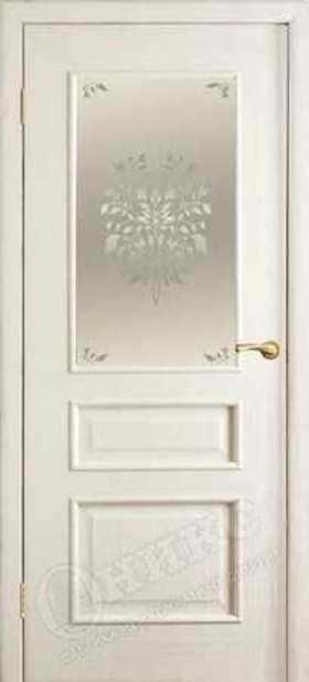 Межкомнатные двери версаль белая